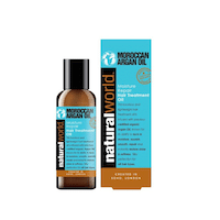 Natural Maroccan Argan Oil auf Platz 8 der Haaröl Bestseller