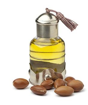 Arganöl Bohnen