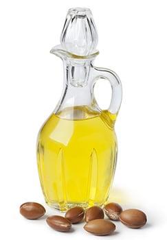 Arganöl als Pflege für die Haare