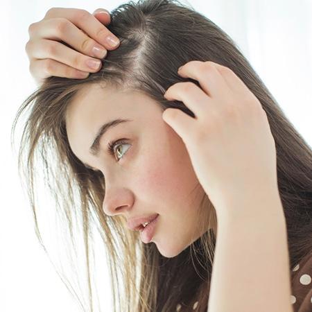 Satinnaturel Haaröl für die Kopfhaut